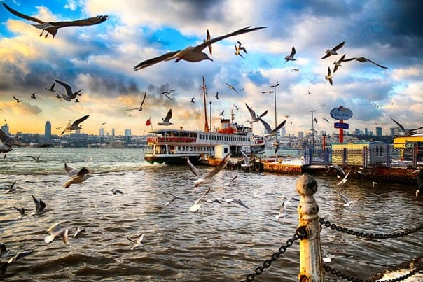 Лучшие места Стамбула