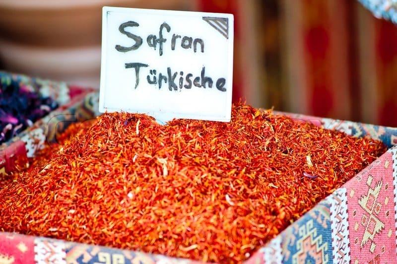 Турецкий шафран