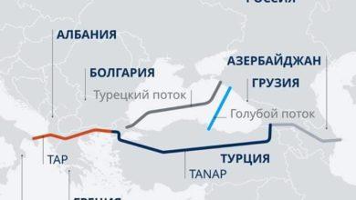 Photo of Газопровод TANAP