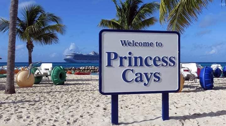 Остров Принцесс Кейс
