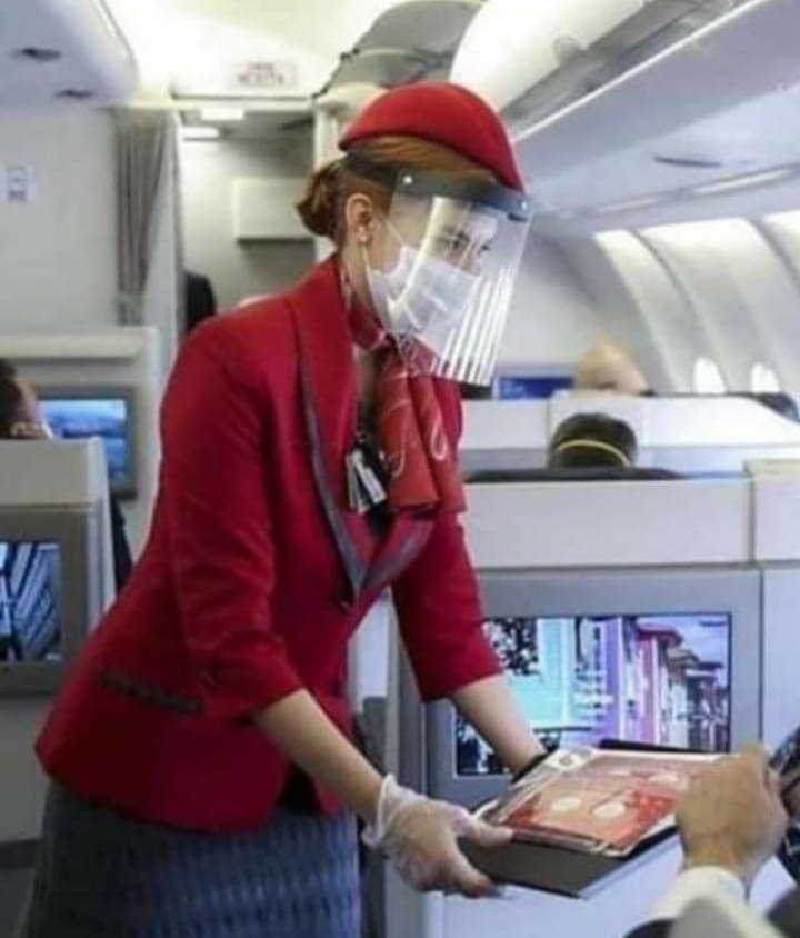 Коронавирус Turkish Airlines