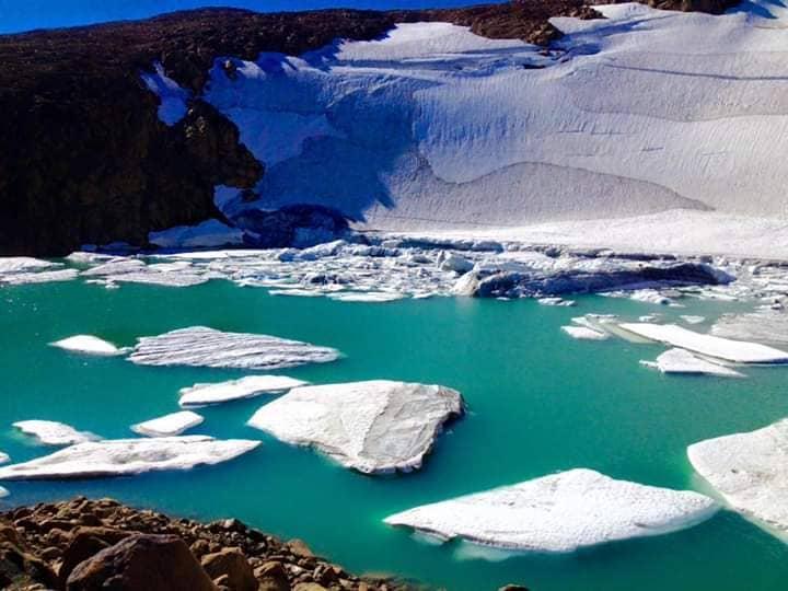 Ледник на Ямале