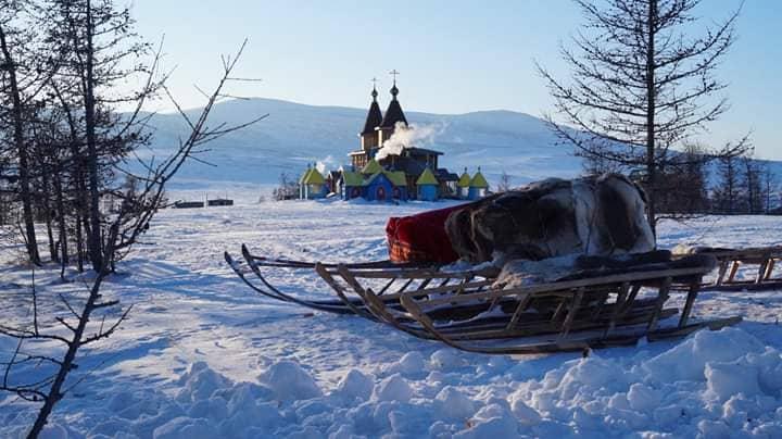Новый год на Ямале
