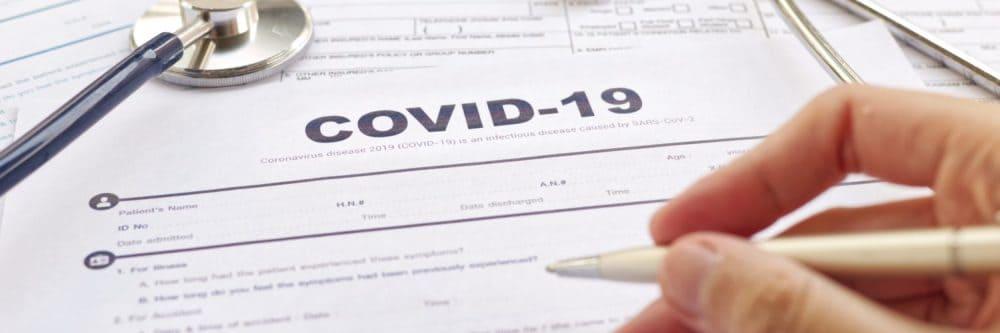 Коронавирусная инфекция Страховка Covid-19